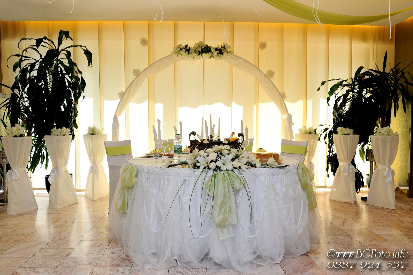 Ресторант за сватби - PRINCIPI DI PIEMONTE - Интерпред