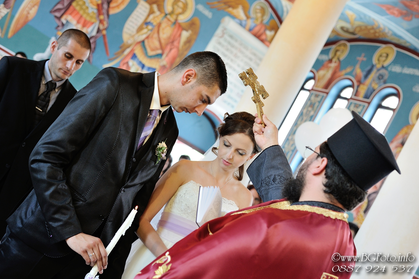сватба манастир Свети Мина